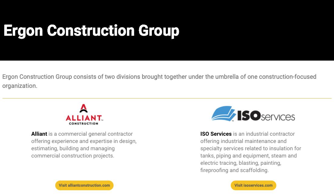 Ergon Construction Group